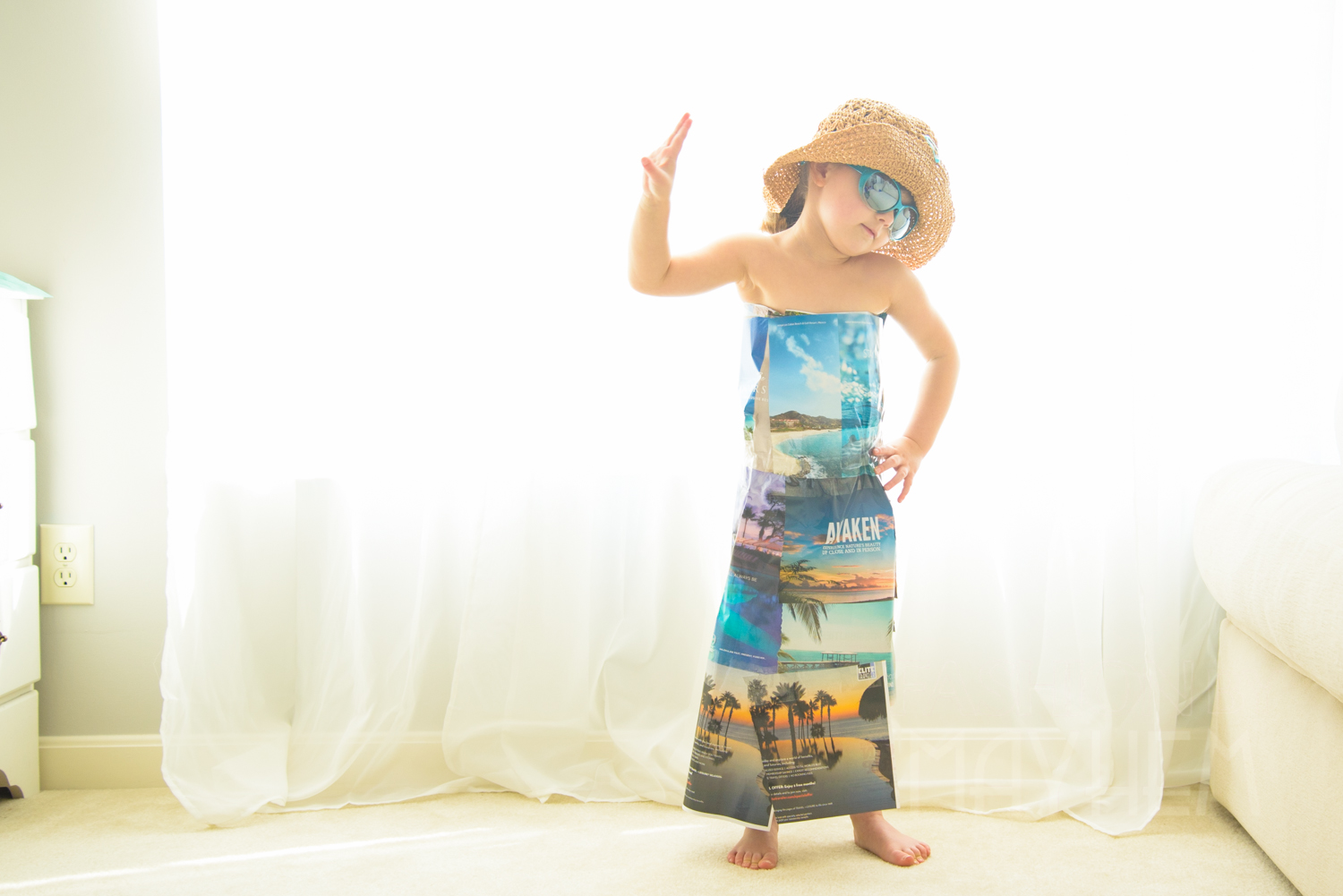 The (First) Vision Board Dress