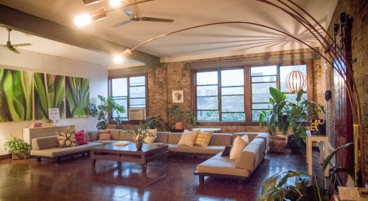 The Coolest Loft in Brooklyn and How I Search for Family Friendly Rentals