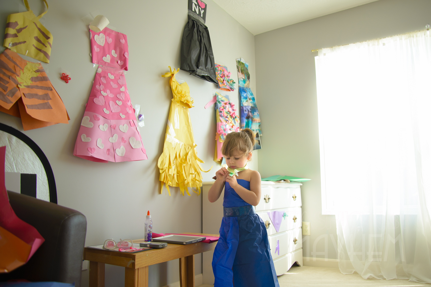 What We Do With The Dresses