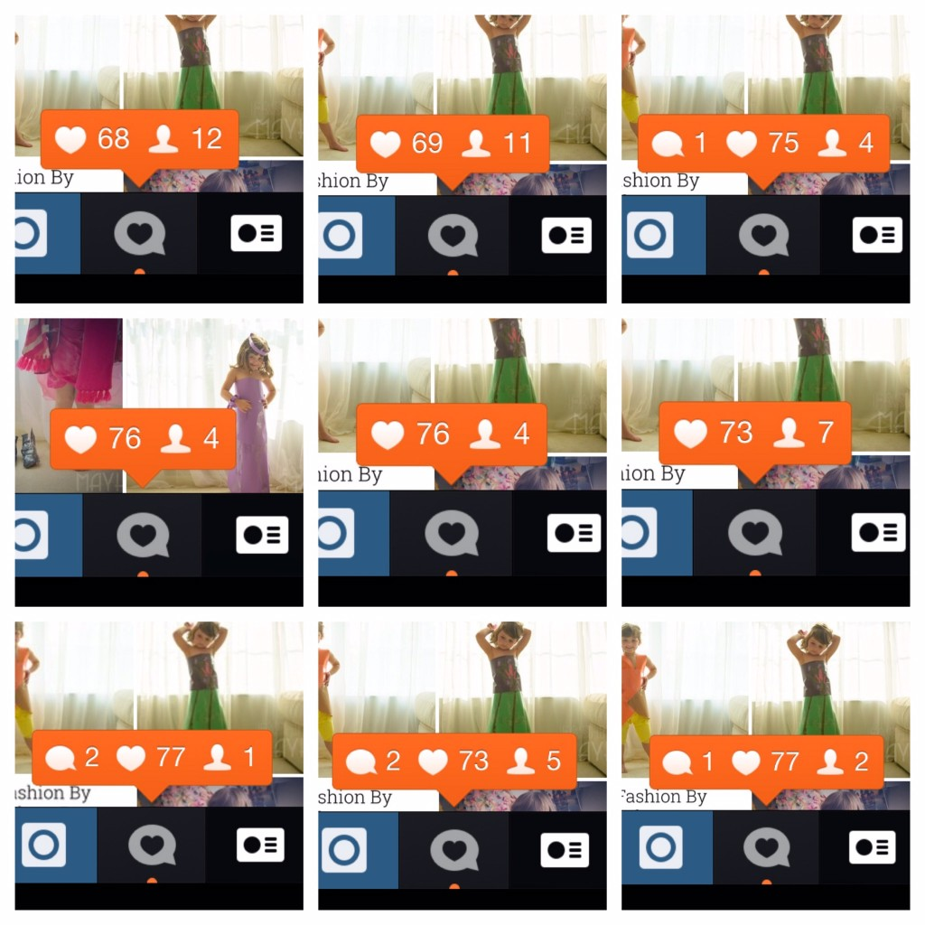 Instagram notifications capped at 80