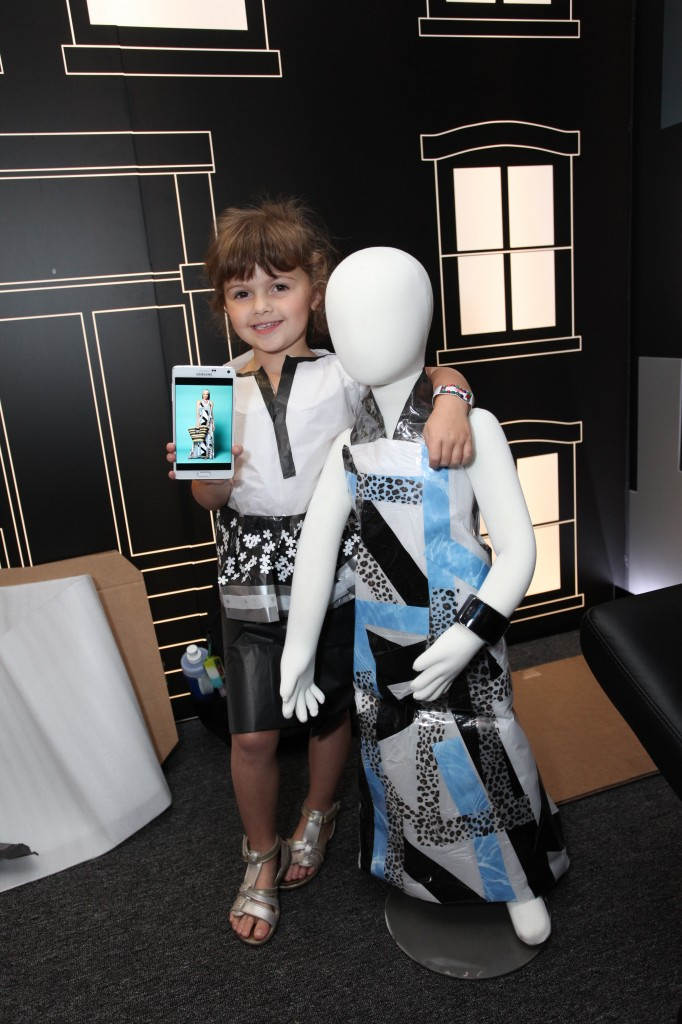 Samsung at Mercedes-Benz Fashion Week Spring 2015 - Day 6 - Bulk
