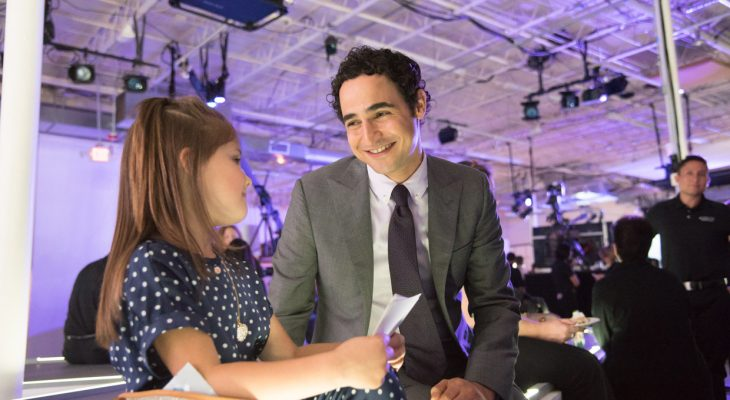 8 Questions with Zac (Posen).
